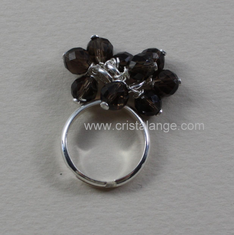bague quartz fum candyce propri t s quartz fum bijoux. Black Bedroom Furniture Sets. Home Design Ideas
