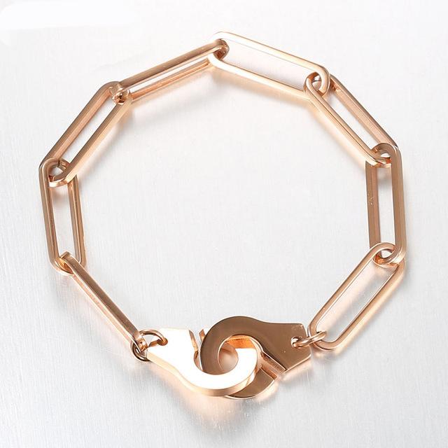 Menottes Élégance Bracelet Tendance3 Élégance Couleurs Bracelet Tendance3 Menottes hrsQtd