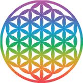 bijoux Fleur de vie et géométrie sacrée chez Cristalange