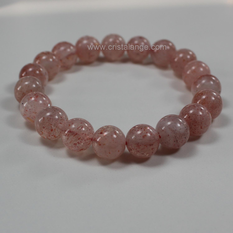 bracelet perle semi precieuse