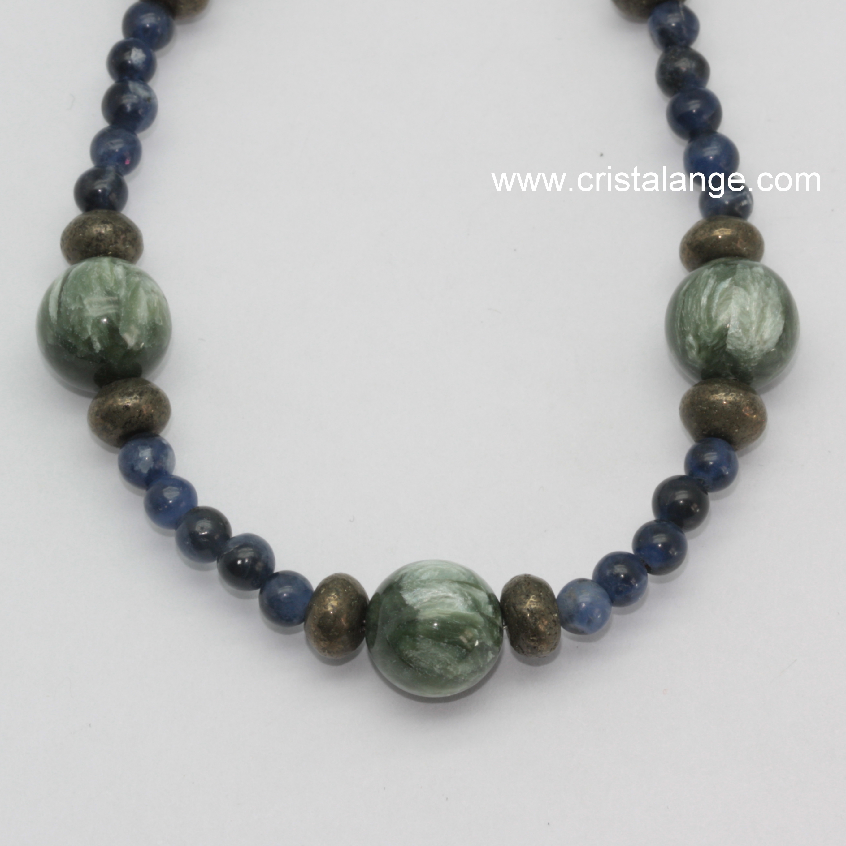 the item sophie necklace sodalite htm